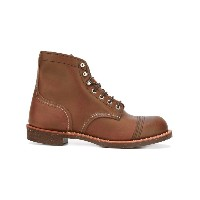 Red Wing Shoes - レースアップブーツ - men - レザー/rubber - 9.5