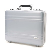 (ゼロハリバートン)ZERO HALLIBURTON アタッシュケース 8063311 Classic Polycarbonate AT ZRA15-SI Large Framed Attache...