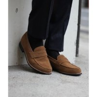 HERISSON SUEDE LOAFER【エディフィス/EDIFICE その他(シューズ)】