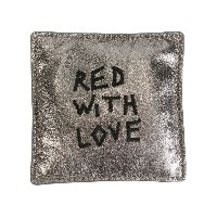 Ann Demeulemeester - Red With Love ペーパーウェイト - men - レザー - ワンサイズ