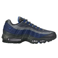 NIKE AIR MAX 95 ESSENTIAL (ナイキ エア マックス 95 エッセンシャル) ANTHRACITE/PARAMOUNT BLUE-BINARY BLUE-COOL GREY...