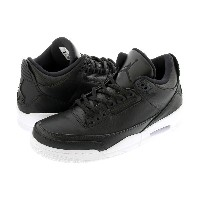 NIKE AIR JORDAN 3 RETRO 【CYBER MONDAY】 ナイキ エア ジョーダン 3 レトロ BLACK/BLACK/WHITE