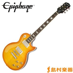 Epiphone Limited Edition Les Paul Standard Plustop PRO Dirty Lemon レスポールスタンダード 【エピフォン】