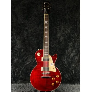 【ERNIE BALL4点セット付】Epiphone Les Paul Standard Plus-top Pro w/Coil Tap 新品 ワインレッド[エピフォン][レスポールスタンダード]...