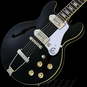 Epiphone by Gibson 《エピフォン》 Casino Coupe (Ebony)