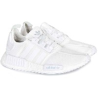 ADIDAS ORIGINALS アディダス オリジナルス NMD R1 Runner Triple White メンズ スニーカー Ftwr White/Ftwr White/Core Black...
