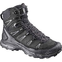 サロモン Salomon メンズ ハイキング シューズ・靴【X Ultra Trek GTX Hiking Boot】Black/Black/Autobahn
