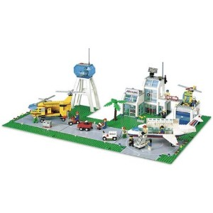 レゴ シティ LEGO 10159 City Airport -- City Logo Box レア物
