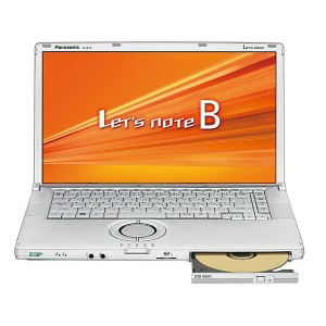 中古ノートパソコンPanasonic Let's note B10 CF-B10 CF-B10TWYYS 【中古】 Panasonic Let's note B10 中古ノートパソコンCore i3...