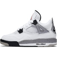 NIKE AIR JORDAN 4 RE OG BQ `WHITE CEMENT`