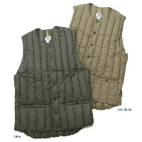 ROCKY MOUNTAIN FEATHERBED(ロッキーマウンテンフェザーベッド)SIX MONTH VEST CREW 2color インナーダウン