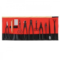 盆栽11点セット/Bonsai tool set 11pcs.