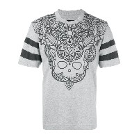 Hydrogen - College Tattoo Tシャツ - men - コットン - XS