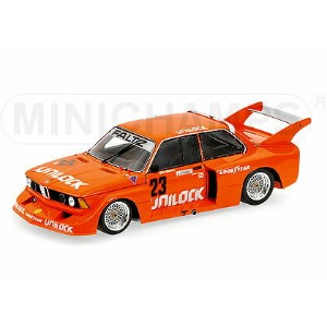 【絶版品】ミニチャンプス 1/18 BMW 320i FALTZ No.23 CLASS WINNERS 6H MOSPORT 1977 (G.VILLENEUVE/E.CHEEVER)