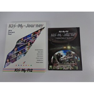 【中古】2014ConcertTour Kis-My-Journey / Kis-My-Ft2 【形式:Blu-ray】【ジャニーズ】【avxd92217】【4988064922178】【CD部門】...