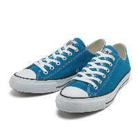 【CONVERSE】 コンバース SUEDE ALL STAR COLORS R OX スエード オールスター カラーズ R オックス 32158366 PEACOCK
