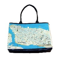 totemap トートバッグ Canvas totemap NY L ctm001N