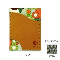 spia パスケース Pass Case [NO.1] OWL FSP-3112OW [正規代理店品]