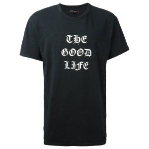 Amiri - The Good Life Tシャツ - men - コットン - M