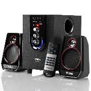 Frisby FS-6200BT Bluetooth Wireless Speaker System with Wireless Remote Controller 無線 スピーカー [並行輸入品]