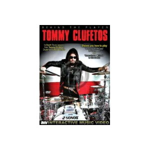 [DVD] トミー・クルフェトスの舞台裏【DM便送料別】(Behind the Player: Tommy Clufetos)《輸入DVD》