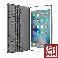 Logicool Canvas Keyboard Case for iPad Air 2 キャンバス キーボード ケース (ブラック)