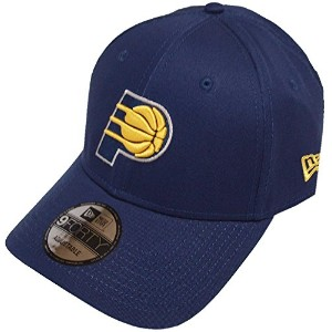 New Era NBA Indiana Pacers 9forty Team Strapback Cap Adjustable 940 Kappe