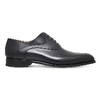マグナーニ magnanni メンズ シューズ・靴 革靴【perforated-detail leather oxford brogues】Grey