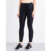 P.E ネーション p.e nation レディース ボトムス レギンス【the rock stretch-jersey leggings】Black