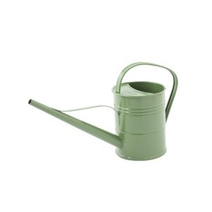 【LABOUR AND WAIT】G002 WATERING CAN ROUND(26002132)/GRN/1.5L【ビショップ/Bshop その他(インテリア・生活雑貨)】