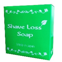 Shave Loss Soap シェーブロスソープ 奇跡の石鹸 (1個)