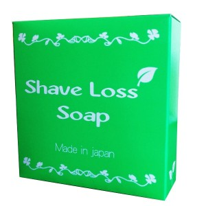 Shave Loss Soap シェーブロスソープ 奇跡の石鹸 (2個セット)