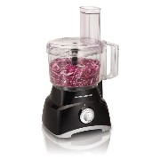 Hamilton Beach 70740 8-Cup Food Processor, Black [並行輸入品]