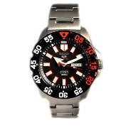 セイコー Seiko Men 5 Sports Monster Automatic Black Dial Stainless Steel Mens Watch SRP487 男性 メンズ 腕時計 ...