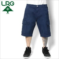 【SALE 25%OFF】エルアールジー カーゴショーツ LRG SURPLUS TS CARGO SHORT J176018