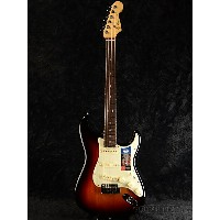 Fender USA American Elite Stratocaster -3 Color Sunburst / Rosewood- 新品[フェンダー][アメリカンエリート][アルダー]...