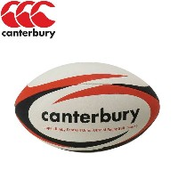 ○17SS CANTERBURY(カンタベリー) ラグビーボール RUGBY BALL(5ゴウ) AA02680-19