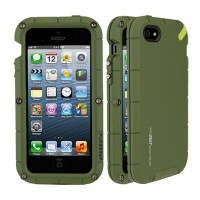 PureGear iPhone5専用 耐衝撃ケース PX260 Extreme Protection System foriPhone5 Green ピュアギア アイフォン5 ケース グリーン
