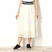 【17SS】PLEATED LONG SKIRT/フレッドペリー(レディス)(FRED PERRY)【dl】0101marui