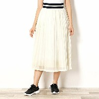 【17SS】PLEATED LONG SKIRT/フレッドペリー(レディス)(FRED PERRY)