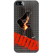 【送料無料】 breakin-black×yellow design by ARTWORK / for iPhone SE/5s/docomo 【Coverfull】【スマホケース】【ハードケース...