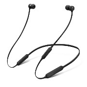 Beats BeatsX イヤフォン Bluetooth Lightning Siri対応 (ブラック)