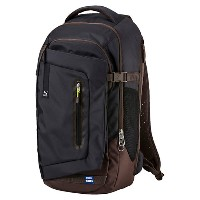 プーマ Evo Blaze Backpack ユニセックス Puma Black-Chocolate Brown