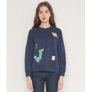 SWEAT-SHIRT EMBROIDERIES
