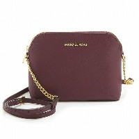 【クーポンで最大3000円OFF】MICHAEL MICHAEL KORS 32h4gcpc7l PLUM CINDY LG DOME CROSSBODY 女性用 レディース MK MMK...