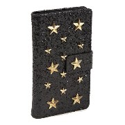 TeamS(チームエス) 手帳型 スター★スタッズ ケース 多機種対応 for iPhone6s iPhone5S iPhone5C iPhone5 / Galaxy / Xperia /...