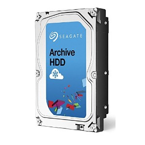 Seagate シーゲイト 内蔵ハードディスク Archive 8TB (3.5 インチ / SATA 6Gb/s NCQ / 5900rpm / 128MB) 正規代理店品 ST8000AS0002