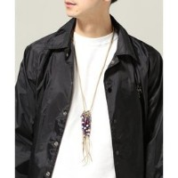 MOHAWK / モホーク : NAITVE LEATHER CORD NECKLACE【ジャーナルスタンダード/JOURNAL STANDARD ネックレス】