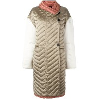 Isabel Marant quilted coat