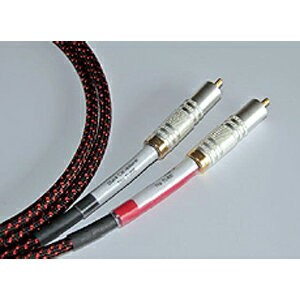 "THE TUBE RCA1.0M【税込】 ブラックキャットケーブル RCAケーブル(1.0m・ペア)""The Tube RCA Interconnects Cable"" Black Cat..."